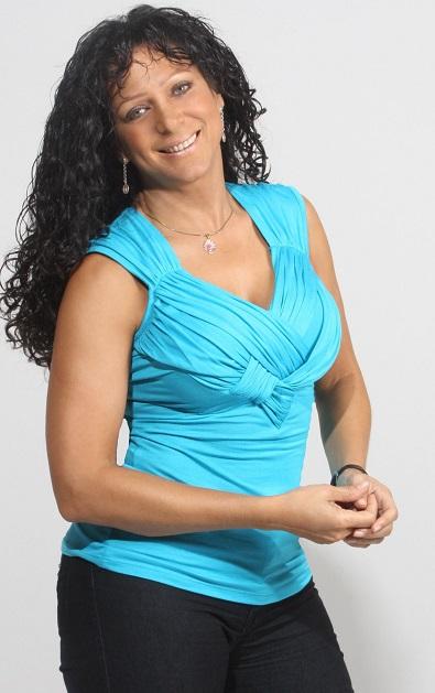 Gledys Ibarra consiguió trabajo en una telenovela en Miami.